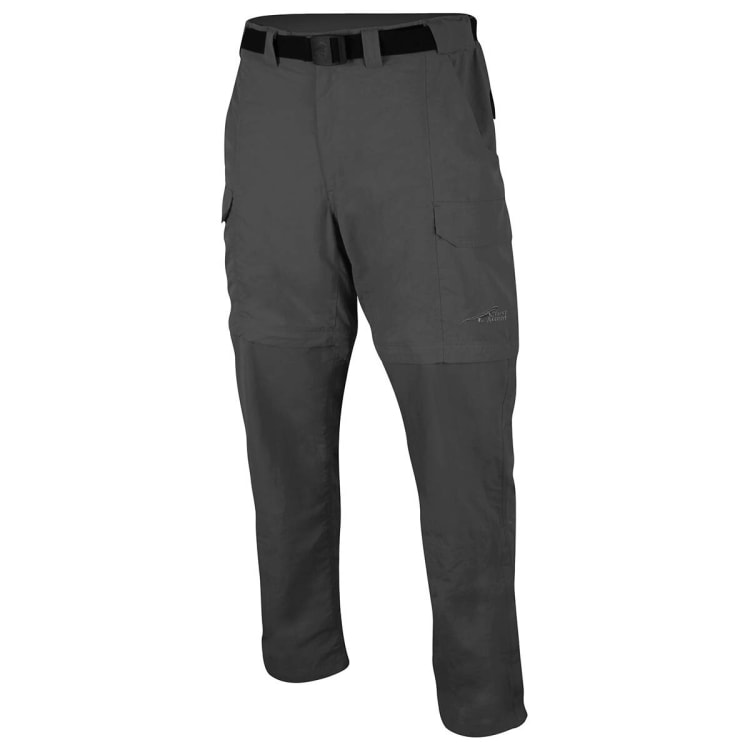 First Ascent Men's Utility Zip Off Trousers - default