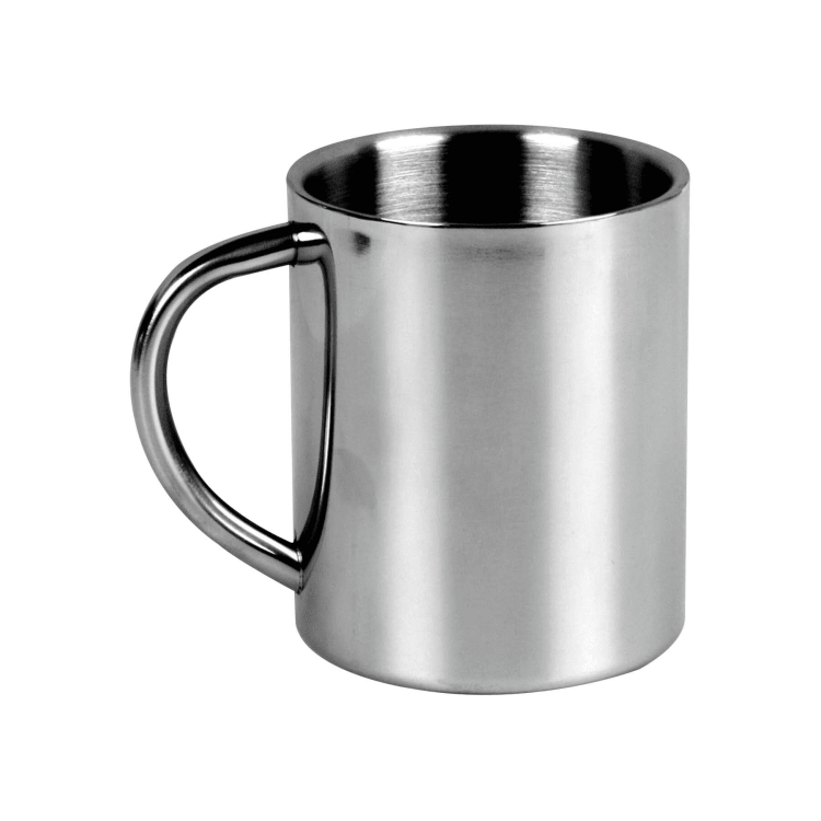 Natural Instincts Stainless Steel Mug 300ml - default