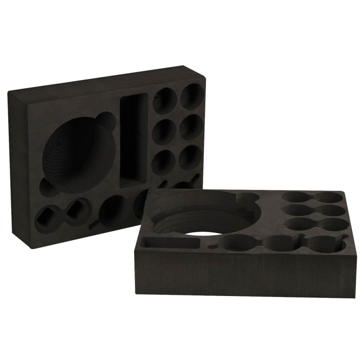 Natural Instincts Foam Insert for 6 Person Crockery Box Set - default