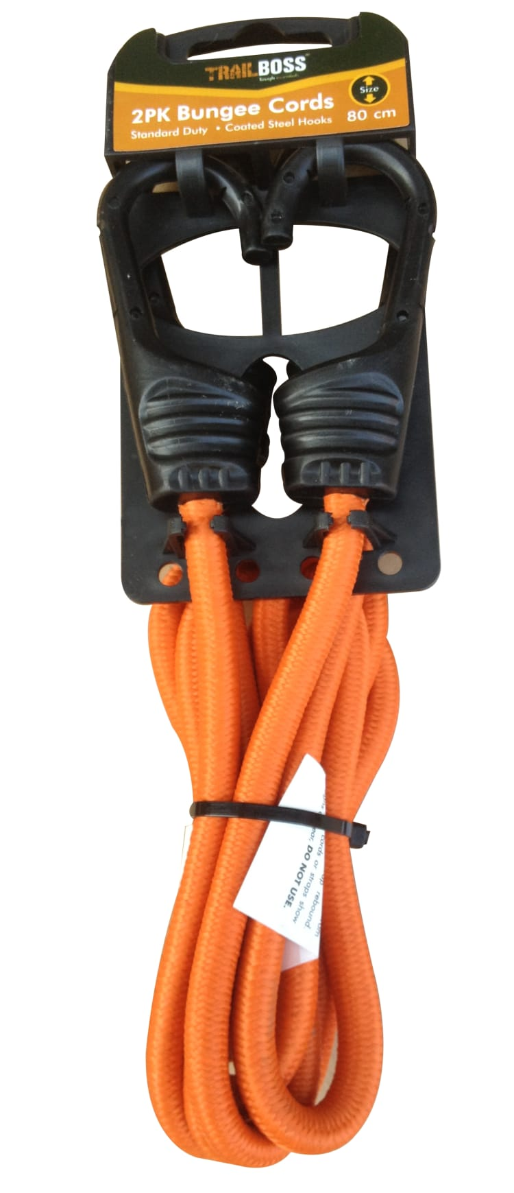 TrailBoss Bungee 80cm 2Pack - default