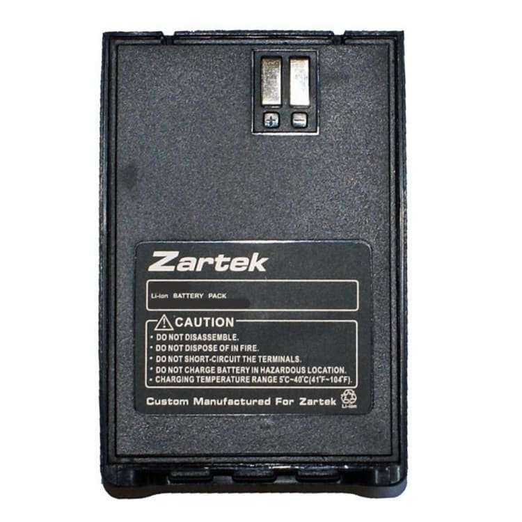 2 Way Radio ZA758 Battery - default