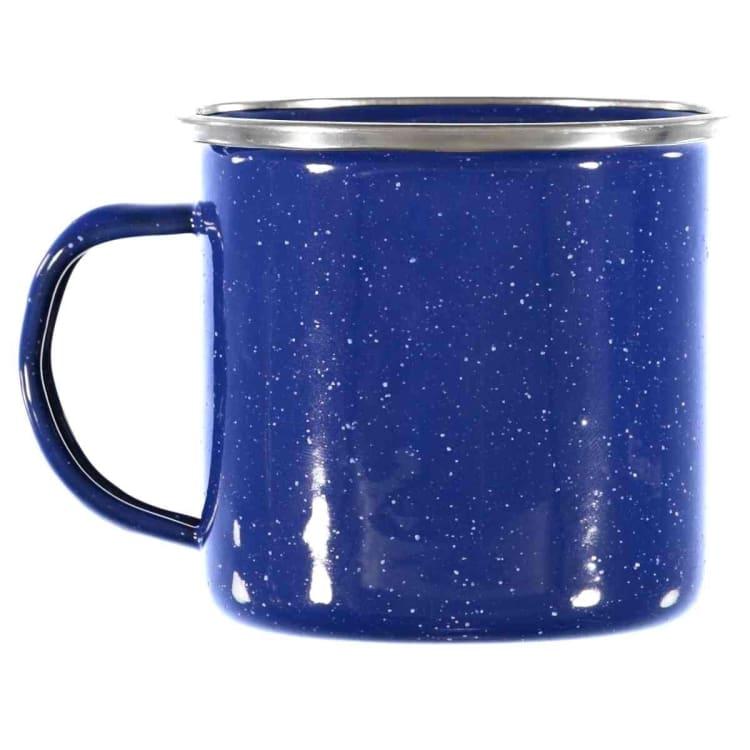 Natural Instincts Blue Enamel Mug - default