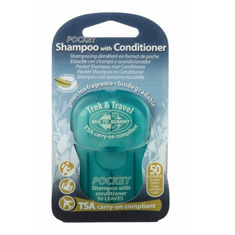 Sea To Summit Trek & Travel Pocket Conditioning Shampoo - default