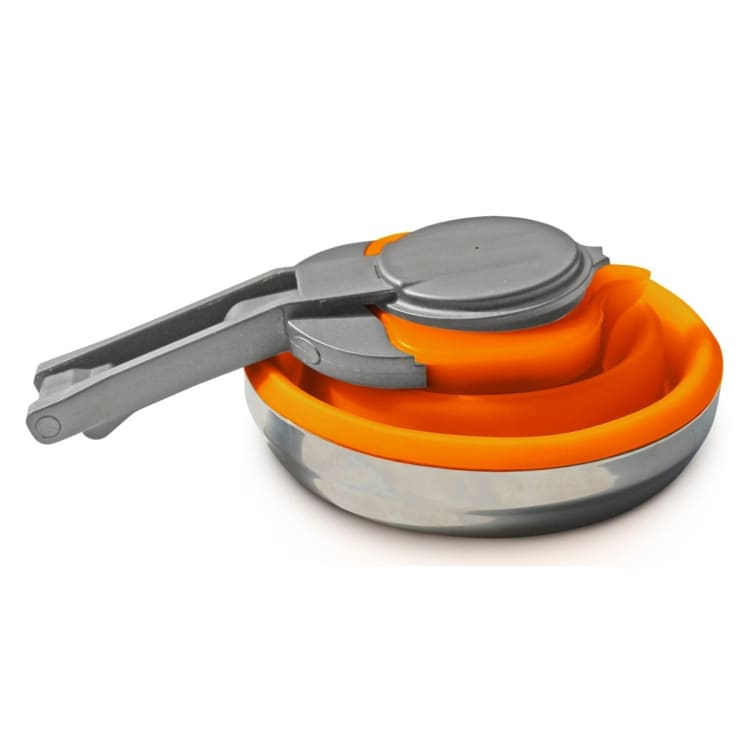 360 Degrees Collapsible Silicone Kettle - default