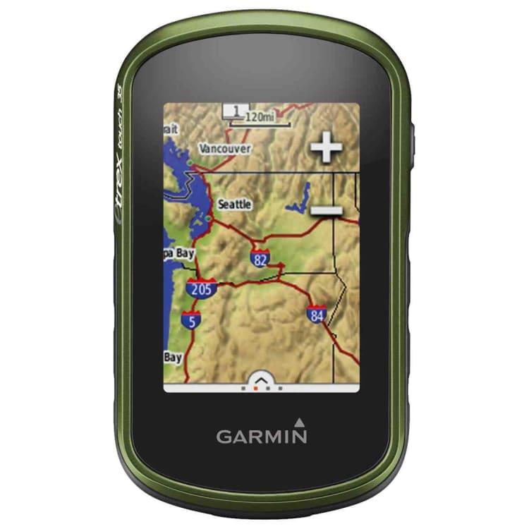 Garmin eTrex Touch 35 - default
