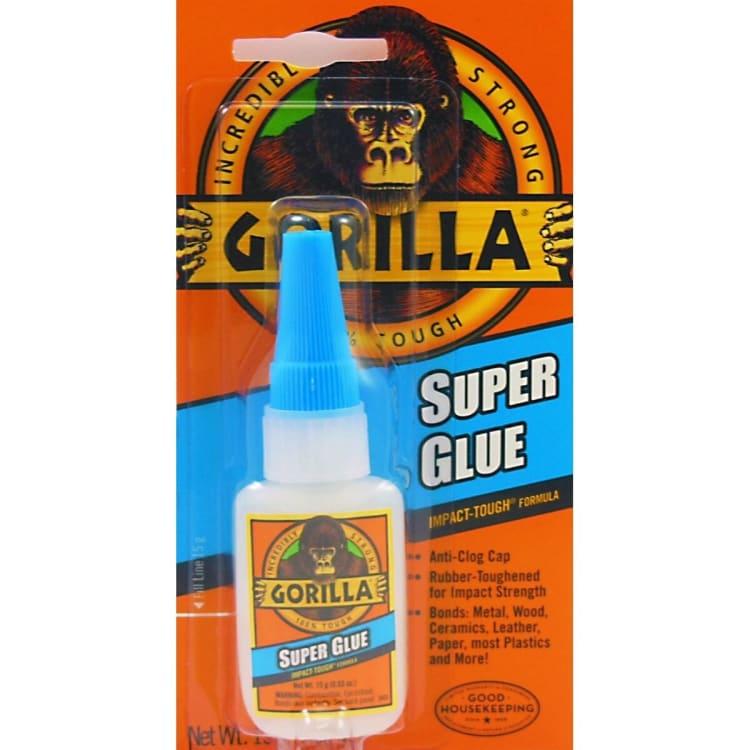 Gorilla Superglue 15g - default