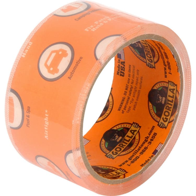 Gorilla Tape Clear - default