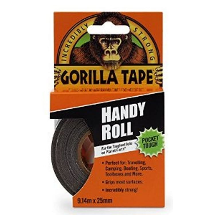 Gorilla Tape Handy Rolls - default