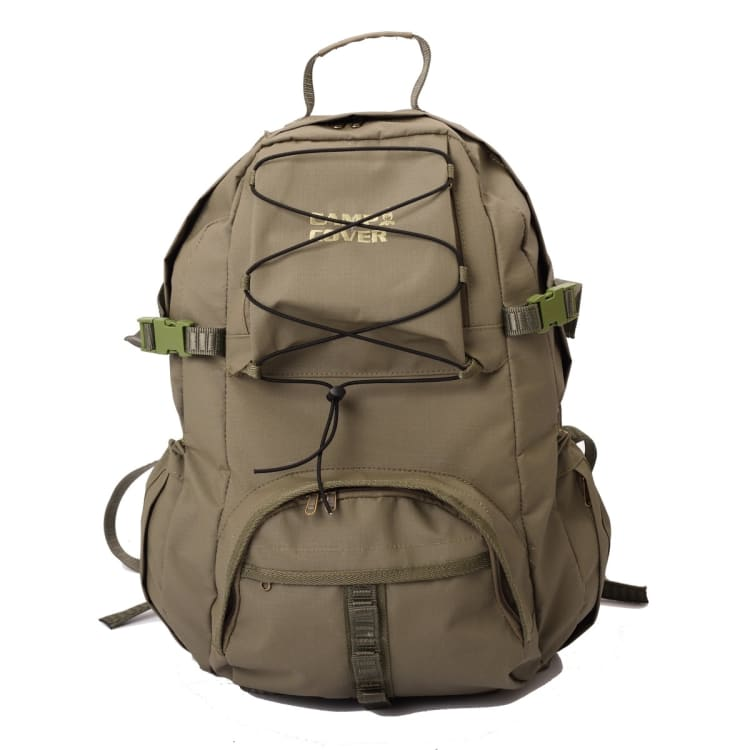 Camp Cover 40L Canvas BackPack - default