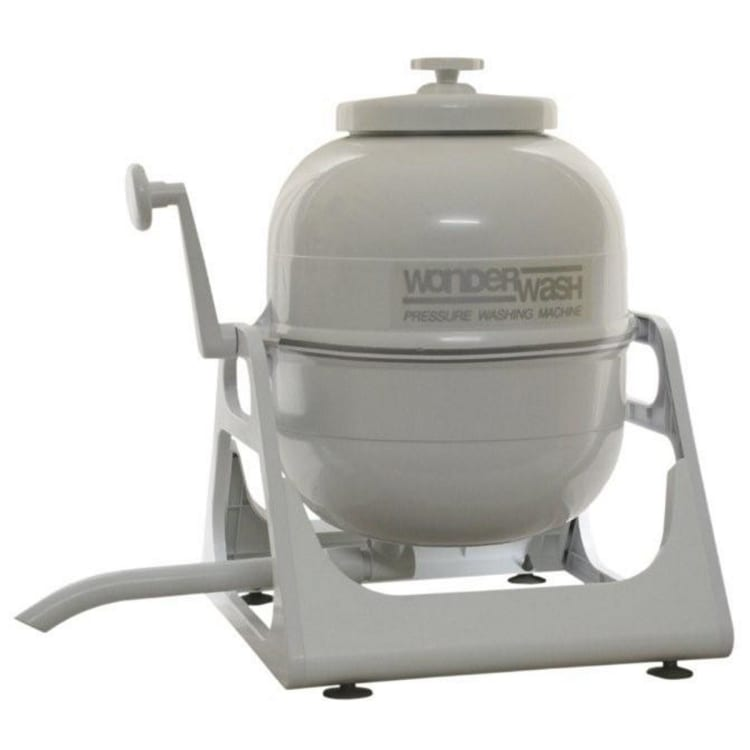 Sputnik Wonder Wash Pressure Washing Machine - default