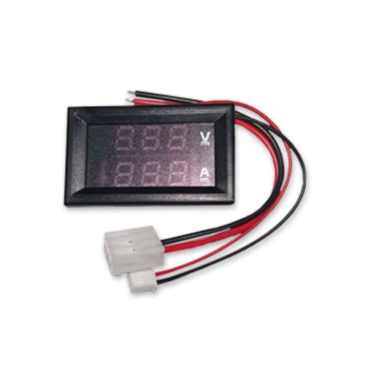 Lumeno Volt/Amp Meter - default