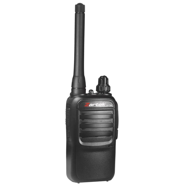 Zartek ZA-748 2-way radio - default
