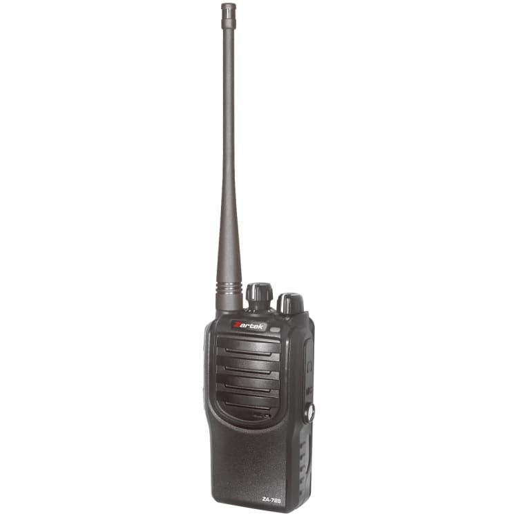 Zartek ZA-725 2-way radio - default