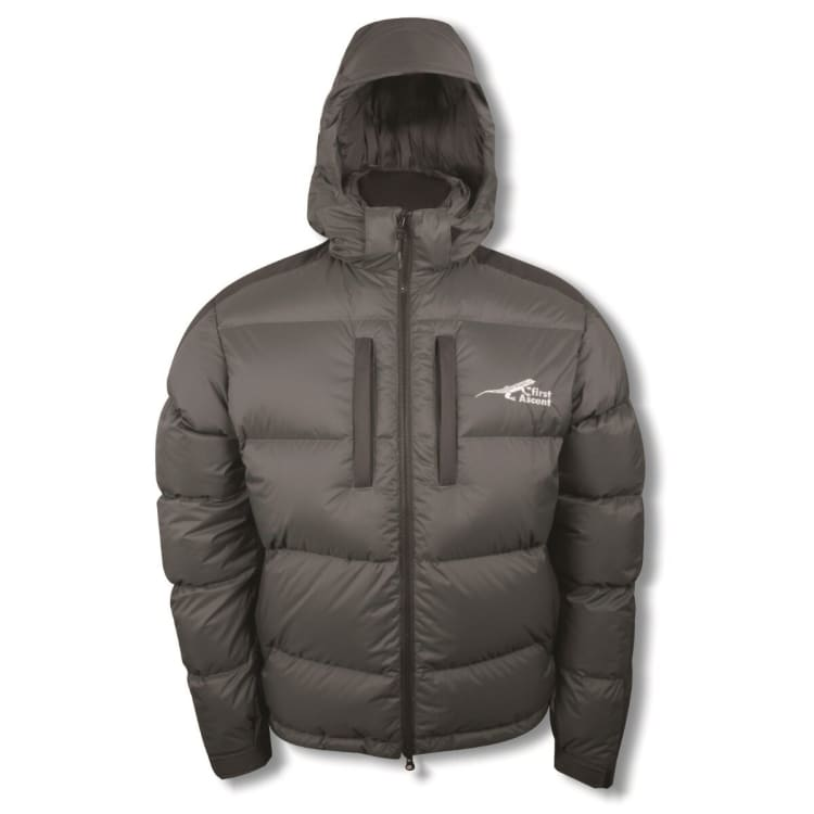 First Ascent Men's Extreme Glacier  Down Jacket - default
