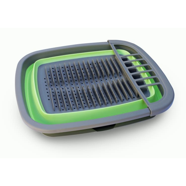 STO-KIT Collapsible dish drying rack - default