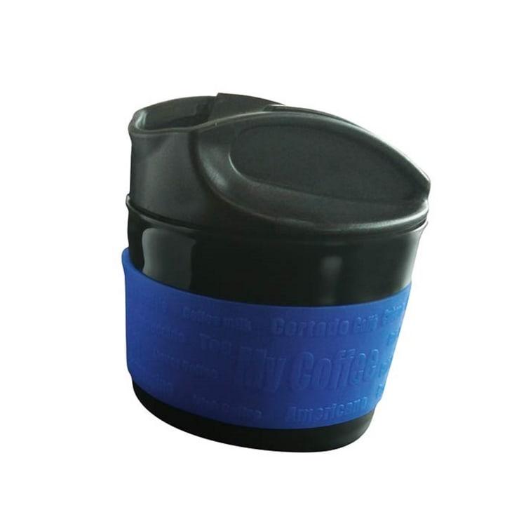 350ml Foldable Silicone Coffee Mug - default