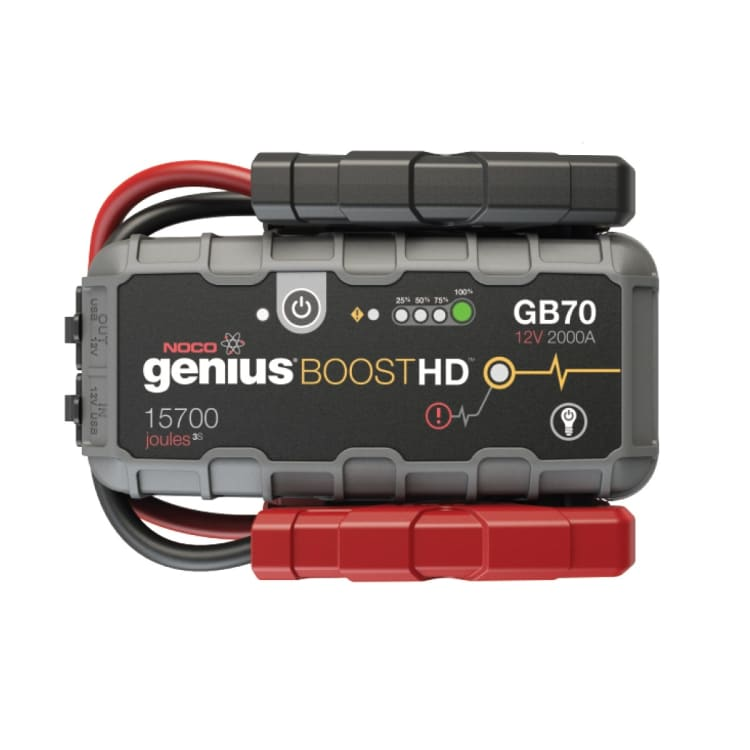 Noco Genius GB70 Boost HD Jump Starter - default