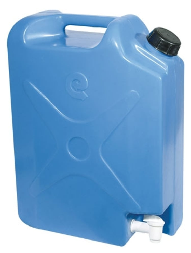 Safari 20L Water Can with Tap - default