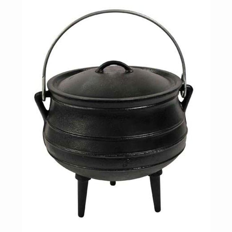 Fireside Cast Iron 3 Leg Pot - No. 3 - default
