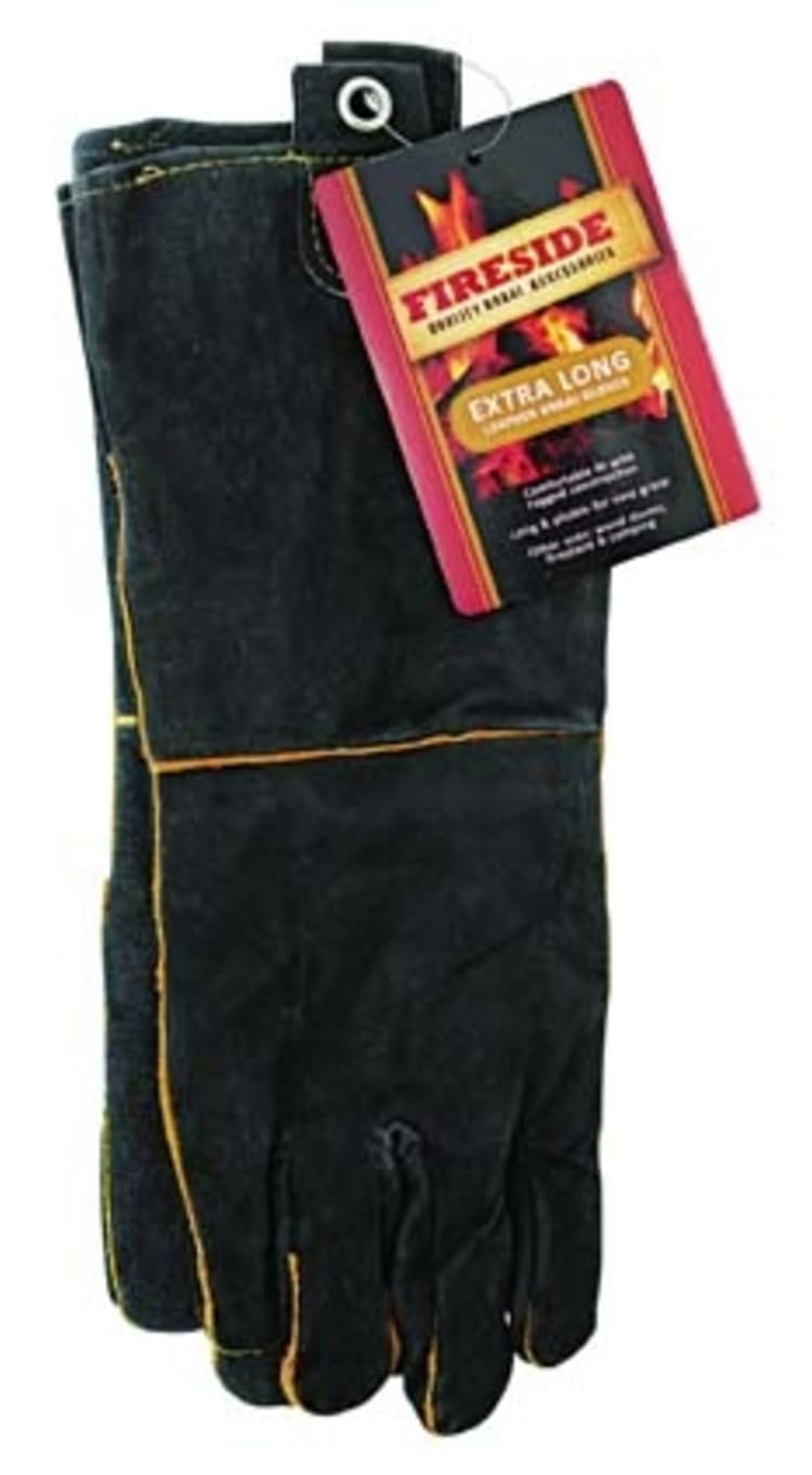 Fireside Leather Glove 2pc - default