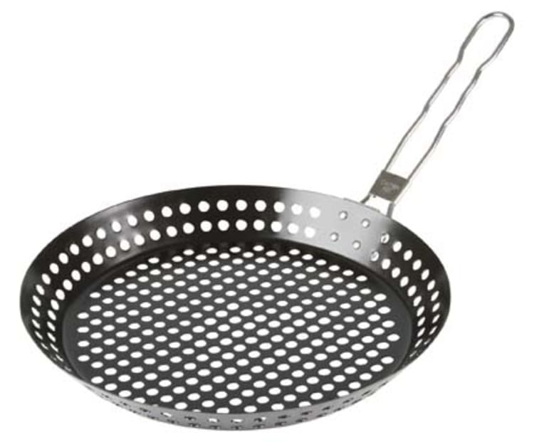 Fireside Non-Stick Skillet with Folding Handle - default