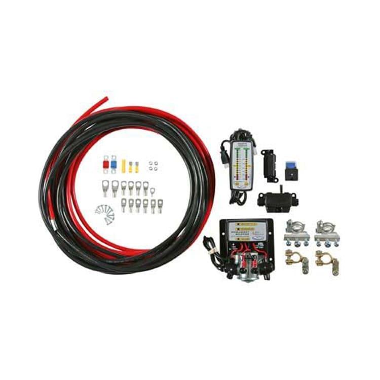 National Luna Battery Manager Kit - default