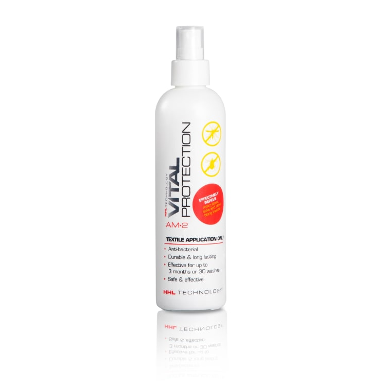 Vital 220ml Spray Mosquito Repellent - default