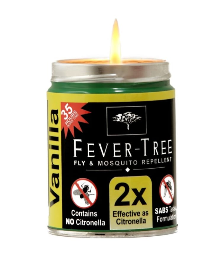 Fever Tree Fly and Mosquito Repellent 250g - default