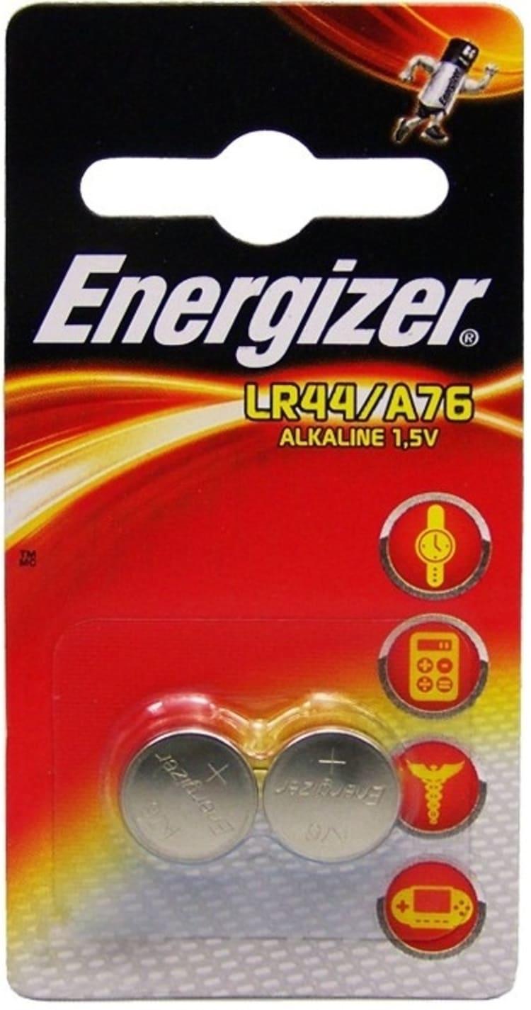 Energizer 1.5V Alkaline 2Pack Button Battery - default