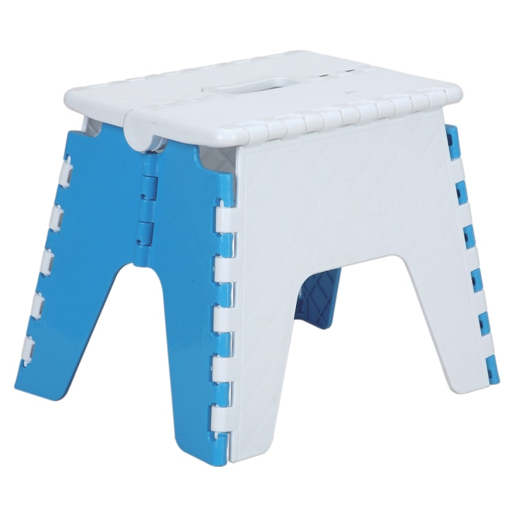 Natural Instincts Small Folding Stool With Handle - default