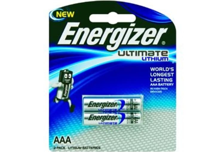 Energizer Lithium AAA Card 2 - default
