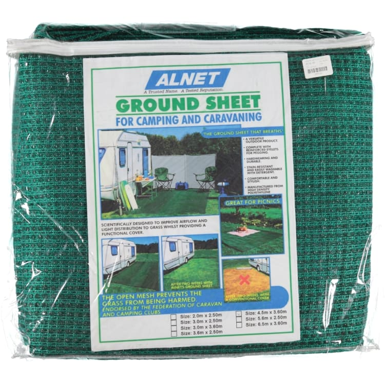 Alnet Netted Groundhseet 4.5x3.6 - default