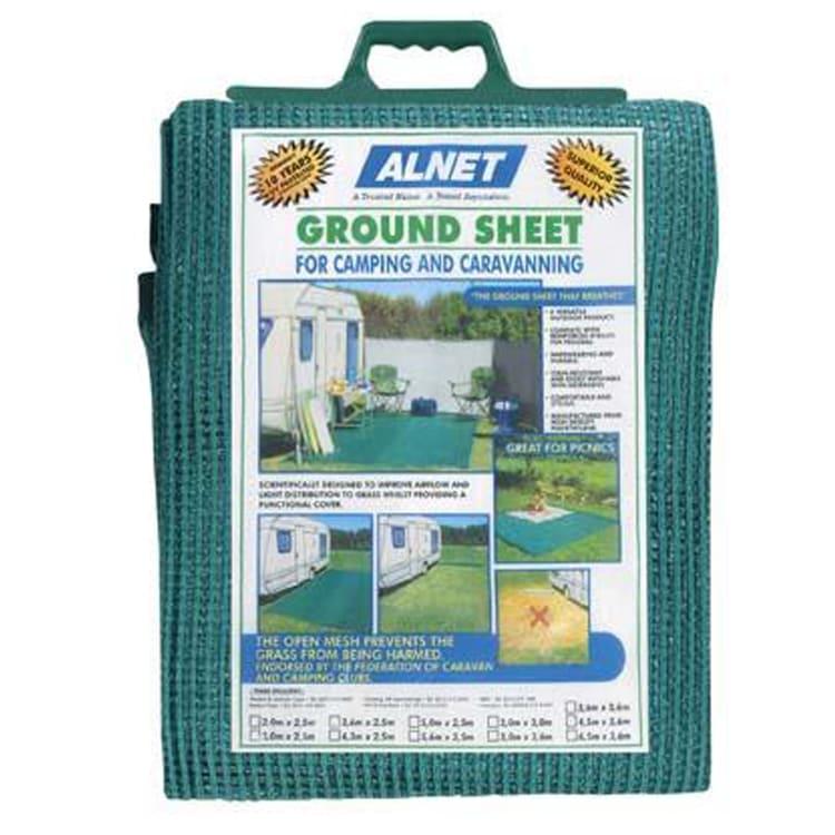 Alnet Netted Groundsheet 3.6 x 3m - default