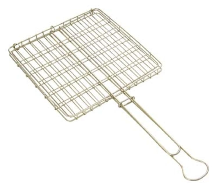 Fireside Mild Steel Small Box Braai Grid - default