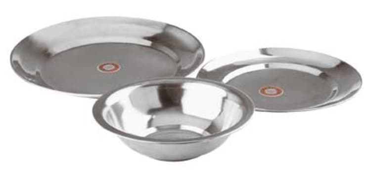 LQ S/Steel Bowl (18cm) - default