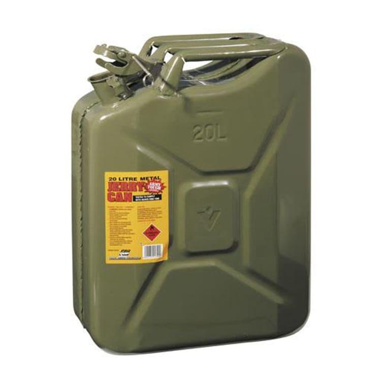 ProQuip Metal 20L Petrol Jerry Can - default