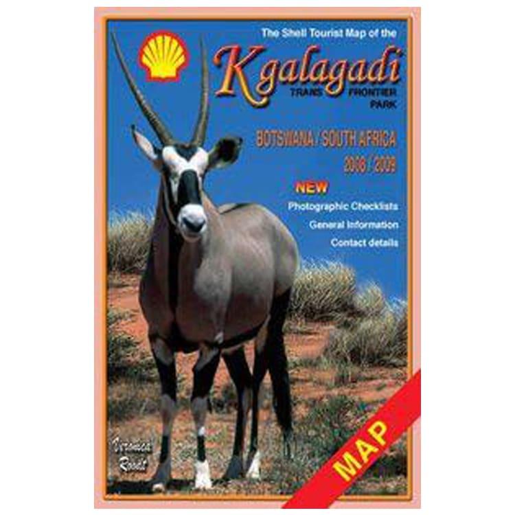 Shell Kgalagadi Map - default