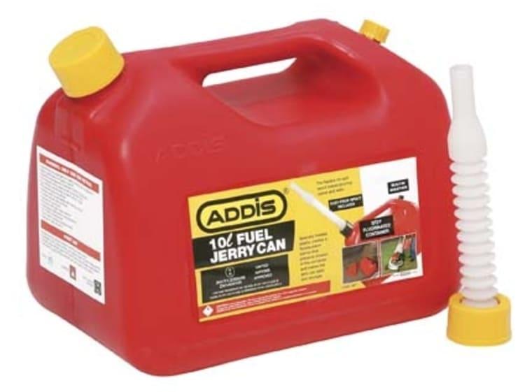 Addis Petrol 10Lt Container - default