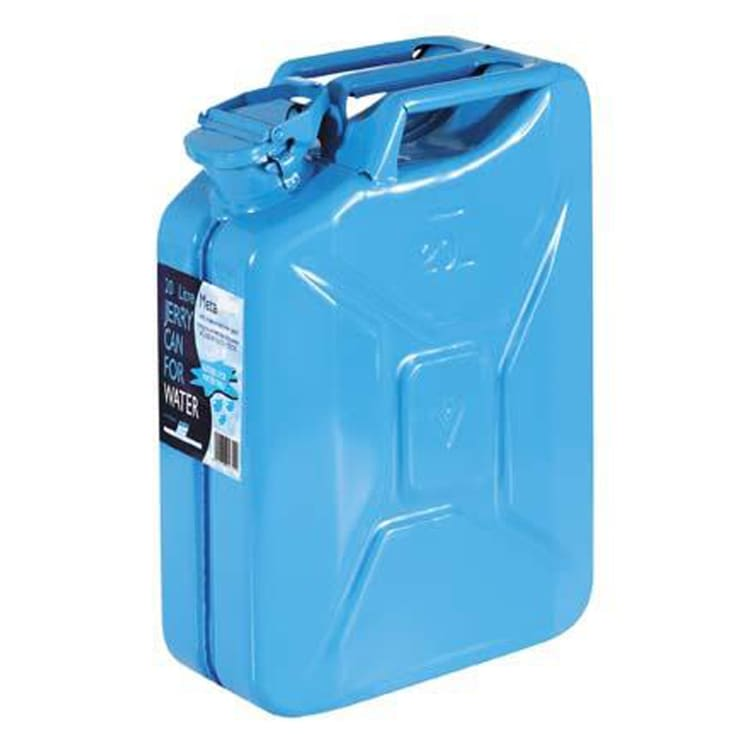 ProQuip Metal 20L Water Jerry Can - default