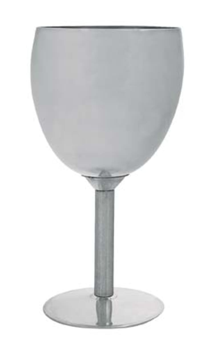 Leisure Quip Stainless Steel Wine Goblet - default