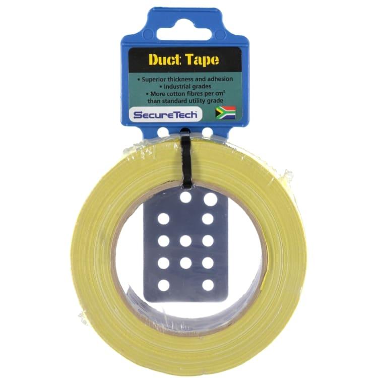 SecureTech Duct Tape 48mmx25M - default