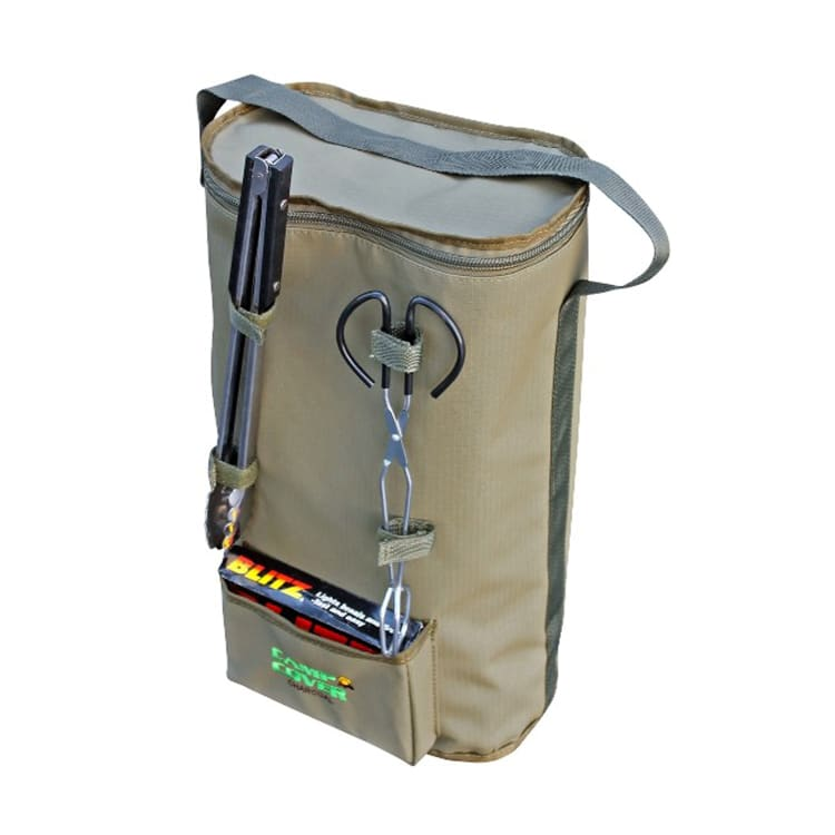 Camp Cover Charcoal Bag - default