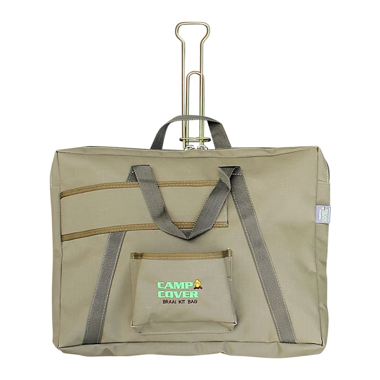 Camp Cover Braai Kit Bag - default