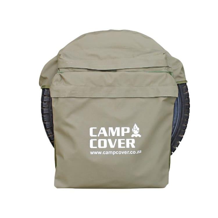 Camp Cover Safari Wheel Bin Bag Large - default