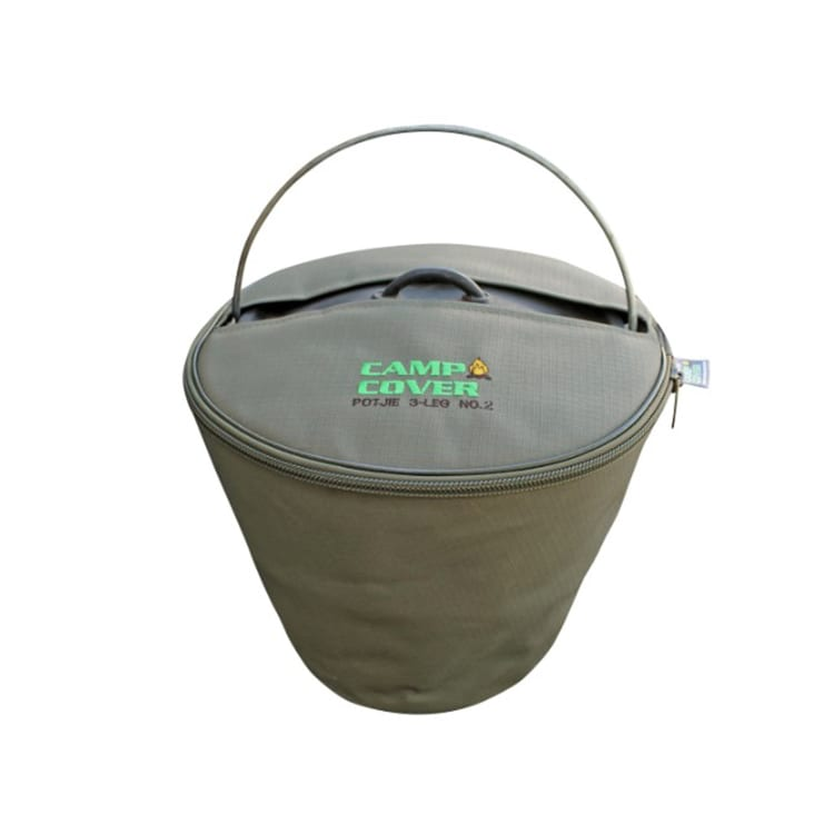 Camp Cover No2 3 Leg Potjie Bag - default