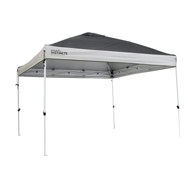 Natural Instincts Easy-Pitch Deluxe 3x3 Nylon Gazebo - default