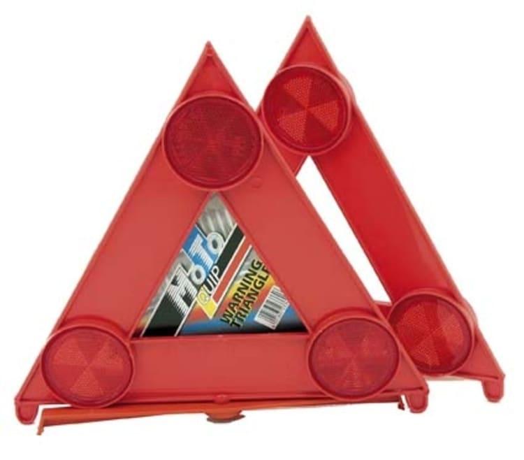 Moto-Quip Warning Triangle - default