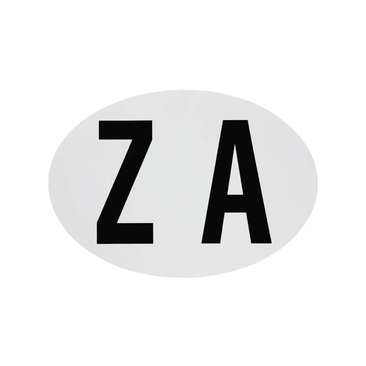 Outdoor Warehouse ZA Vehicle Stickers - default