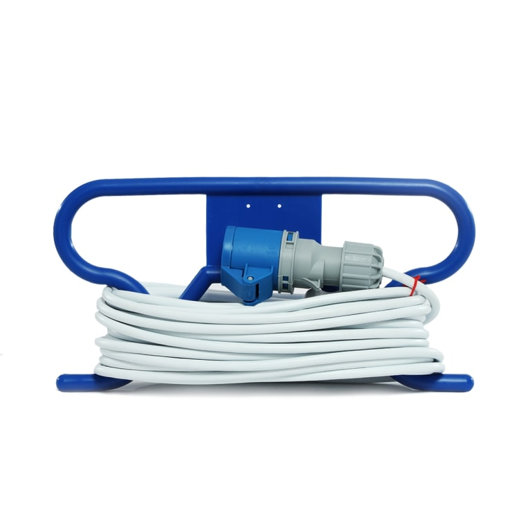 Caravan 220V/20m Extension Cable with Winder - default