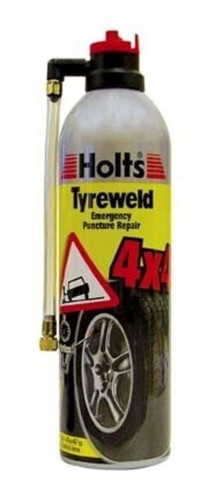Holts Tyreweld Emergency Puncture Repair 500 ml - default